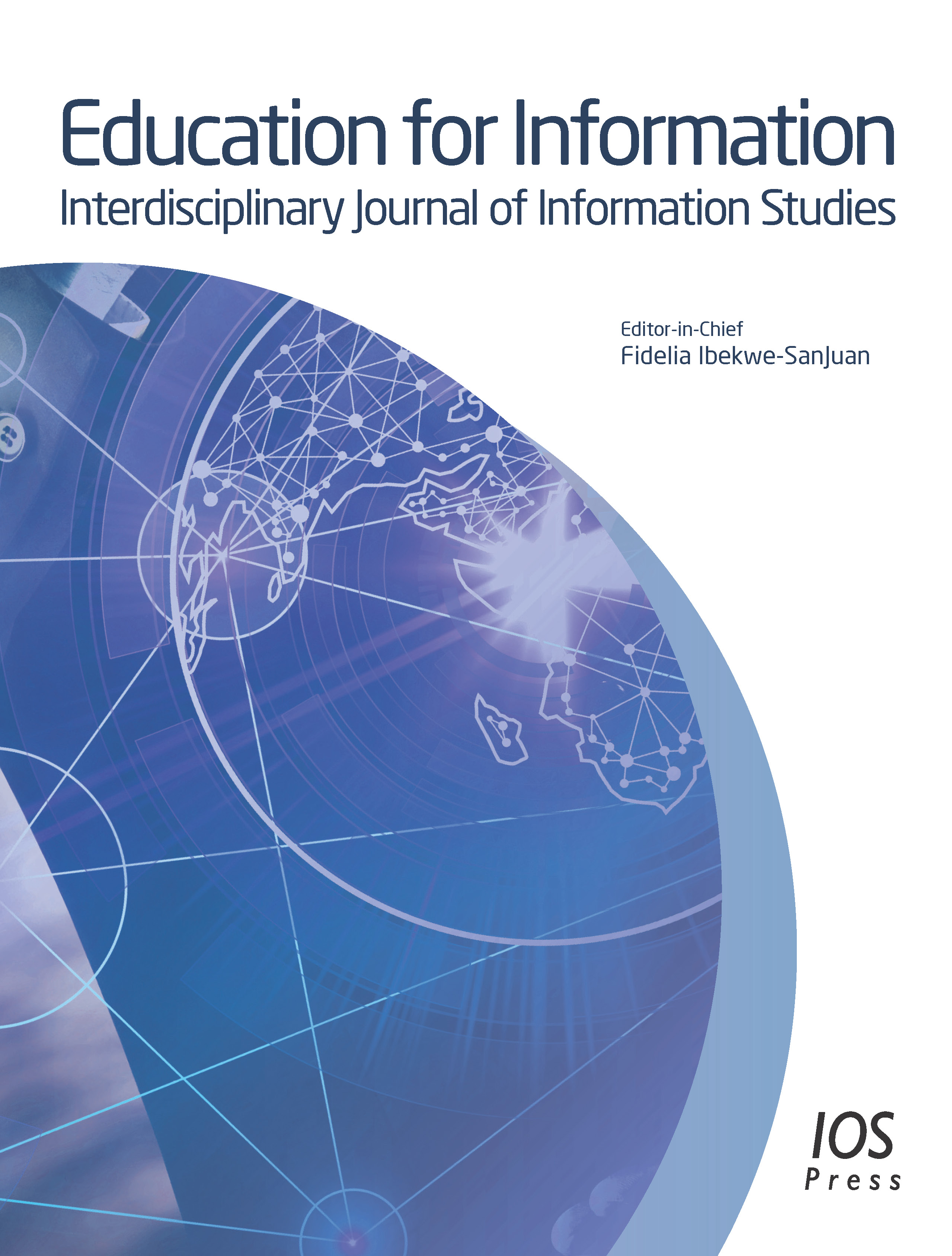 Education for Information - Volume 28, issue 2-4 - Journals