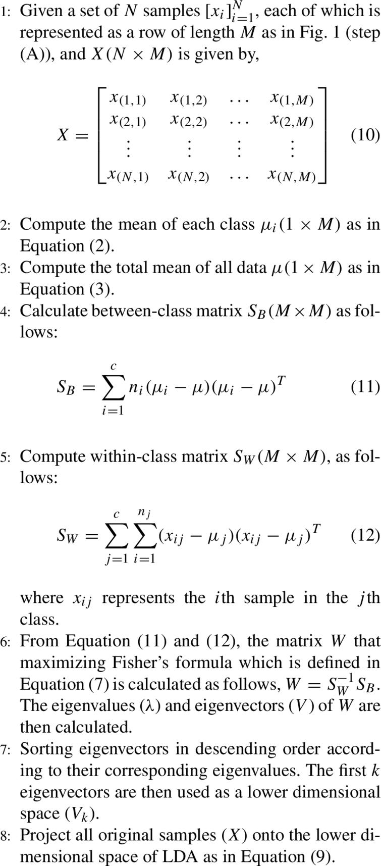 Linear discriminant analysis: A detailed tutorial - IOS Press