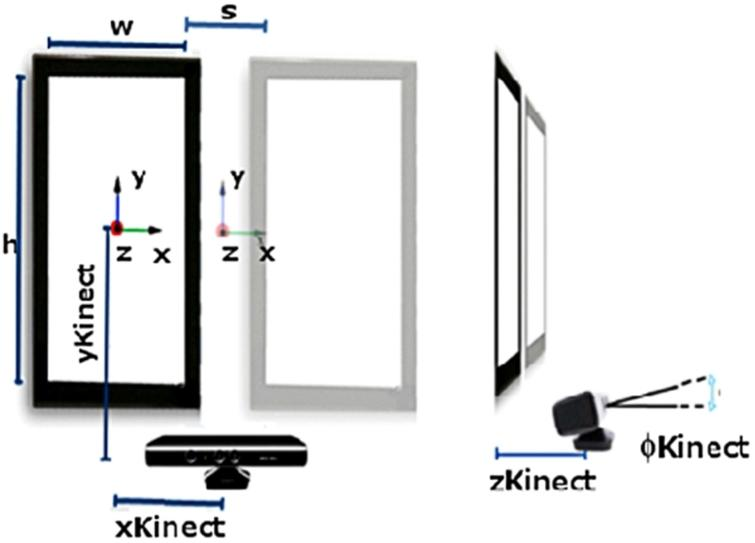 Design and user experience assessment of Kinect-based virtual