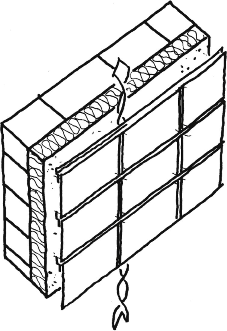 Potential for innovative massive building envelope systems