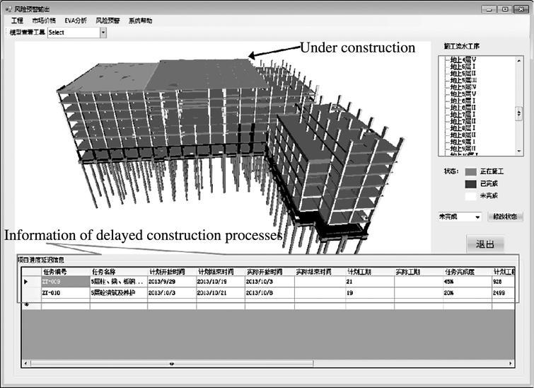 Study on BIM-based construction project cost