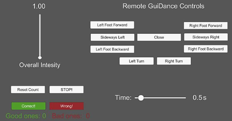 A basic tactile language to support leader-follower dancing - IOS Press