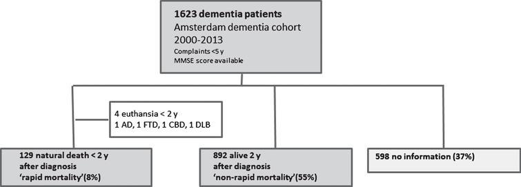 Dementia And Rapid Mortality Who Is At Risk Ios Press