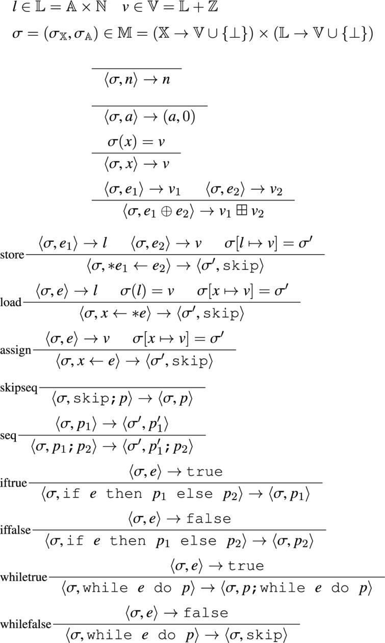 Verifying constant-time implementations by abstract interpretation