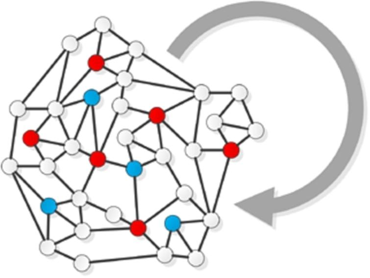 An illustration of within-network classification task. (Colors are visible in the online version of the article; http://dx.doi.org/10.3233/AIC-150686.)