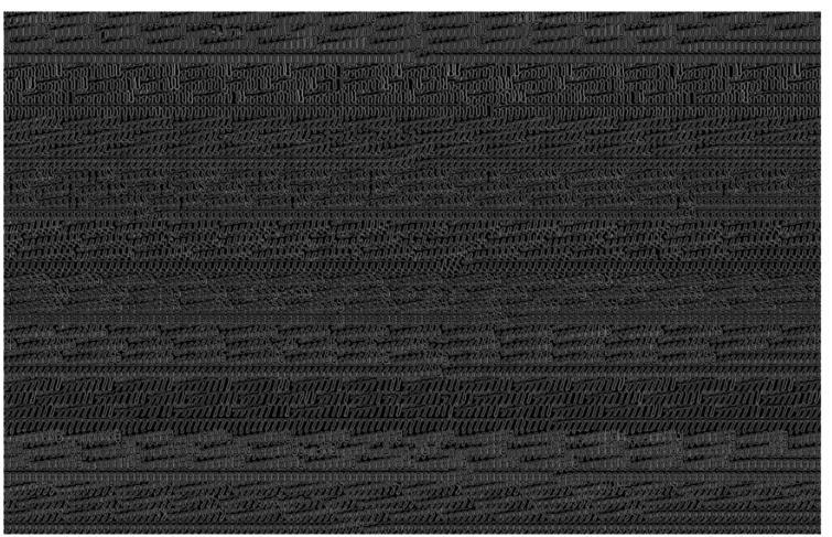 Machine-learning image data set.
