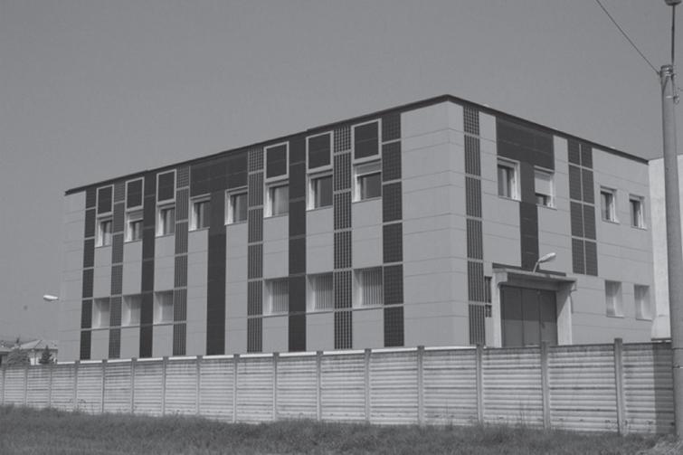 View of the case study building. Source: www.edilportale.com.