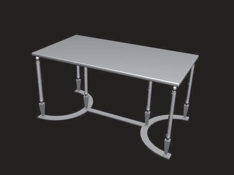 The desk model.