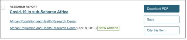 Paper displaying incorrect publication date of Apr. 8, 2019 (Accessed May 9, 2020).