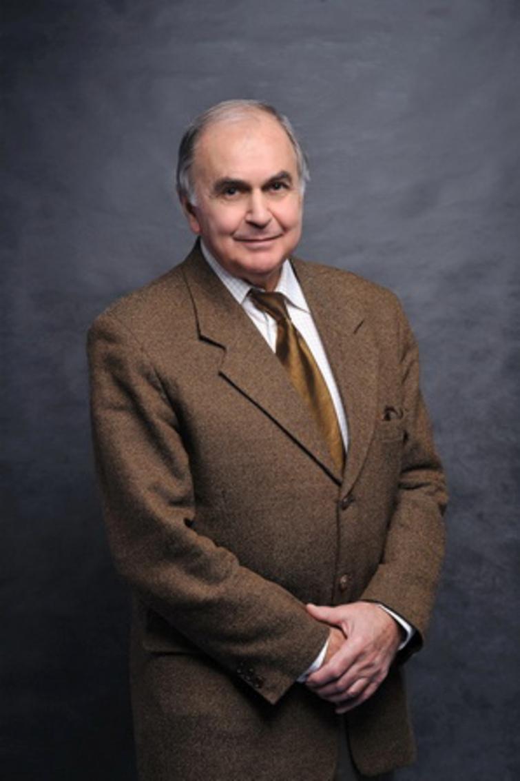 Professor Sergey Artemievich Aivazian.