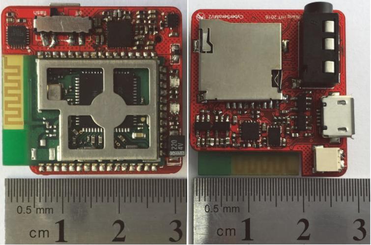 Sensor node.