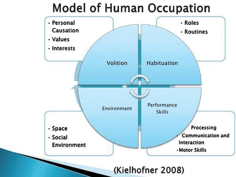 Model of Human Occupation.